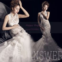 70.00$  Buy now - http://alijqa.shopchina.info/go.php?t=32786201391 - 2017 Maternity Pregnant women Photography Props White Fairy Lace Mermaid Dress  70.00$ #magazineonline