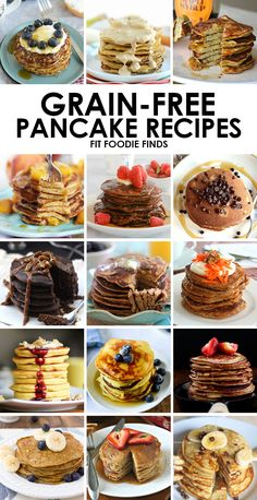 Grain-Free Pancake Recipes