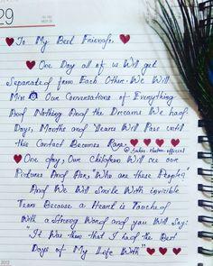 Friendship quotes - Miss u Janam Dostet Daram✔ Missing Best Friend Quotes, Happy Birthday Best Friend Quotes, Birthday Wishes Quotes, Bestest Friend, School Life Quotes, Real Friendship Quotes, Friendship Day Wishes, Besties Quotes, Tabu