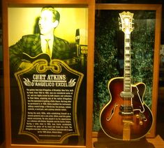 Nashville. Country Music Hall of Fame.