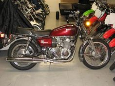1976 750 HONDAMATIC MOTORCYCLE (example only; please contact seller for pics) The 1976 750 Hondamatic motorcycle for sale has is a great vintage Honda parts bike but it is currently not running and in rough condition with no paperwork.