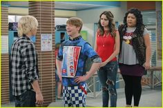 Austin Gets Himself A Singing Spanish Tutor In This Weekend's 'Austin & Ally'