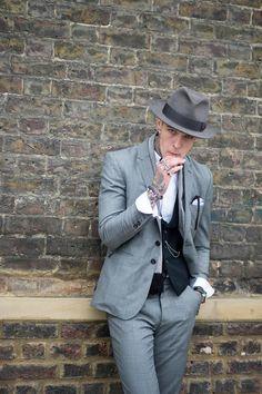 James Edward Quaintance - The Cut / London Fashion Week Street style