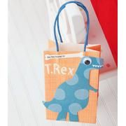 dinosaur party treat bags