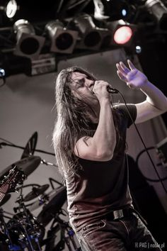 Fates Warning in Berlin, Germany - Ray Alder (voc)