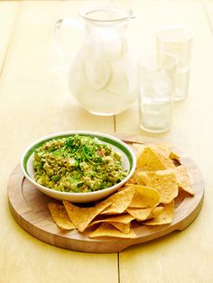 Guacamole is always an easy, delicious hit as a part of any party spread. This version gives the classic Mexican dip an Asian twist, and calls for savory sesame, soy sauce, and chili-garlic paste to give it a real punch.