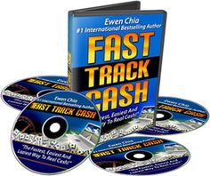"Fast Track Cash - ""Discover The Fastest Way To Get Real Cash From The Internet...Even If You've No Experience, Website Or Product!"" Yours For Just $47.00!! Click On The Image For More Info."