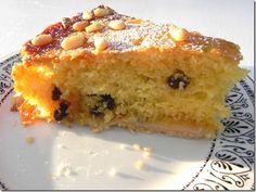 Torta di Marzapane e Marmellata-Orange Marzipan Cake