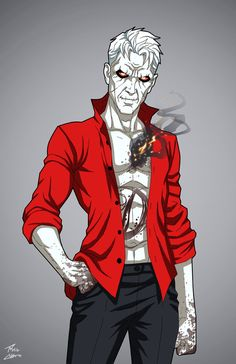 """Deadman"" sponsored by amethystangel228, Alexander514, and an anonymous backer for  Roysovitch's Earth-27.Concept/Design by Roy Westerman Character Owned by DC ComicsFB page for Earth-27:..."