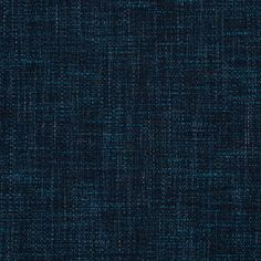 Navy Blue Tweed Upholstery Fabric - Bright Blue Woven Textured Furniture Fabric - Navy Tweed Ottoman Fabrics - Dark Blue Woven Pillows by PopDecorFabrics