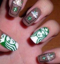Man if I had longer nails! And had a personal nail artist!