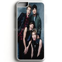 5 Second Of Summer Personel Act iPhone 7 Case | aneend