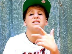 VIDEO: Watch Kid Rapper MattyB Defend His Sister Who Has Down Syndrome http://www.people.com/article/mattyb-true-colors-down-syndrome-sister-youtube