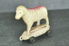 """Check out this collectible vintage toy! Vintage Fine Sheep On Platform Celluloid Toy/ Figurine From Japan   Get it from our online store:  Singhalexportsjodhpur.Com and search for """"36176"""" in the search box  Use code EARLYBRD5 to get amazing discounts.  LALJI HANDICRAFTS - WORLDWIDE SHIPPING - EXCLUSIVE HANDICRAFTS  INDIAN DECOR INDUSTRIAL DECOR VINTAGE DECOR POP ART MOVIE POSTERS VINTAGE MEMORABILIA FRENCH REPLICA  #oldtoy #oldtoys #celluloidtoy #raretoy #celluloidtoys #toyfigure…"""