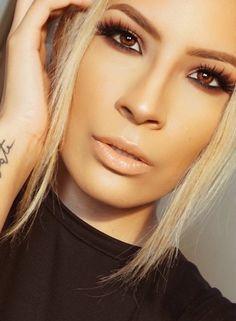Desi Perkins Makeup