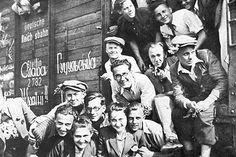 Добровольцы дивизии «Галичина»