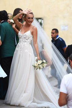 Al Bano y Romina Power celebran la boda de su hija Cristel con un millonario…