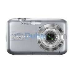 Fujifilm FINEPIX-JV200-SLV Fotoğraf Makinesi
