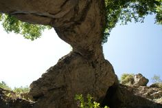 Un arco naturale... #SorellaAcqua #parrano