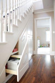 www.laminutedeco.com escalier rangement