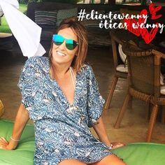 ARRASOU Aleteia! 😘#Repost @aleteiamickevicius ・・・ Happy Sunday!🍾⛱🍸🎉🌴😎 #top #blessed #weekoff #vacation #bahia #illesteva #clientewanny #oticaswanny