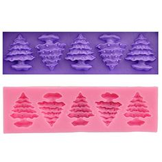 3ccbeb1d1 Xiaofei Christmas DIY silicone fondant cake mold baking tools 3pcs   Click  for Special Deals  . Chocolate ...