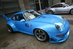 Euro>>porsche At The Tokyo Sis - Speedhunters Porsche, Street Racing Cars, Race Cars, Euro, Tokyo, Vehicles, Blue Cars, Blue Nails, Tokyo Japan