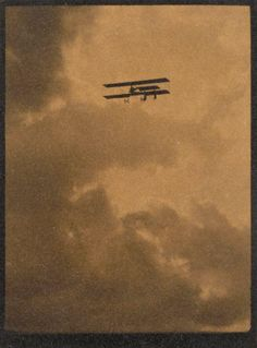 Alvin Langdon Coburn (American and British, 1882-1966) Wings!, 1914 © Heinrich Kuhn, Courtesy Hans P. Kraus Jr. Fine Photographs