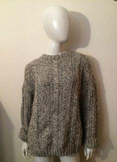 Kaufe meinen Artikel bei #Kleiderkreisel http://www.kleiderkreisel.de/damenmode/strickpullover/114455676-oversize-vintage-wollpullover-strickpulli-dicker-pullover-winterpullover-hipster-blogger-boho