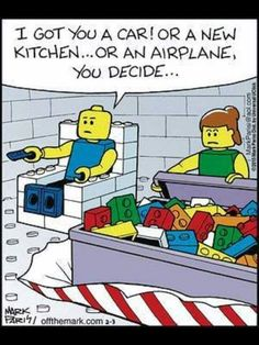 Tagged with funny, comics, lego; Shared by Lego Life! Lego Humor, Lego Jokes, Funny Cartoons, Funny Comics, Funny Jokes, Hilarious, Funny Laugh, Funny Gifs, Funny Cute