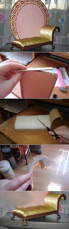 Козетка для кокетки - Ярмарка Мастеров - ручная работа, handmade
