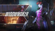 Video Game Overwatch  Widowmaker Wallpaper