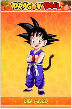Dragon Ball - Kid Goku EPS by DBCProject.deviantart.com on @DeviantArt