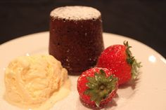 Diary of a Ladybird: Chocolate Fondant for Two