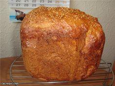 """Хлеб с овсяными хлопьями - """"Моя хлебопечка"""" - форум"""