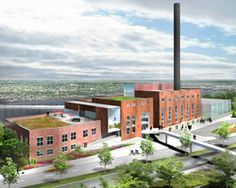 studio gang revamps power plant for beloit college campus center