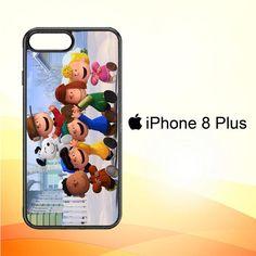 peanuts movie wallpaper Y0688 iPhone 8 Plus Case