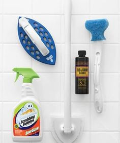 Top Tools for Cleaning the Bathroom
