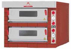Elektrická pizza pec T2A/R - rustikál