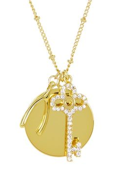 Wishes Come True CZ Charm Necklace on HauteLook