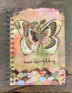 Lang Allow The Unfolding Spiral Journal by Kelly Rae Roberts Beautiful Teacher, Kelly Rae Roberts, Moving Gifts, Print Artist, Wall Wallpaper, Art Reproductions, New Art, Spiral, Vibrant Colors