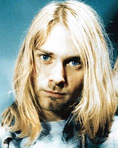 Kurt Cobain in New York, NY, US. April 25th, 1990. Photograph by Michael Lavine