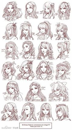 Ideas drawing lips anime hair reference for 2019 Drawing Techniques, Drawing Tips, Drawing Sketches, Art Drawings, Drawing Ideas, Pencil Sketching, Body Sketches, Realistic Drawings, Pencil Drawings