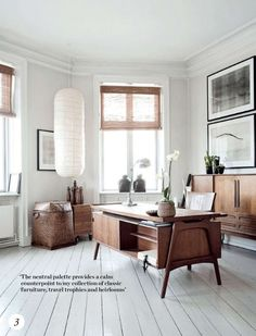 The House That Lars Built.: My ideal office space...
