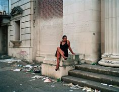 Nancy Jeffrey Stockbridge is a Philadelphia-based photographer that has completed mulit-year location specific projects documenting urban blight. This work, from his seriesKensington Blues, tells the stories of prostitutes and addicts selling themselves on Kensington Ave., a hotspot for drugs and