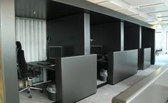 Smart, New, Agile, and Activity Based: Six Examples of Your Future Office   #officespace #offices #office