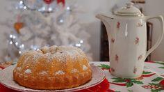 Nati recetas caseras: BUNDT CAKE DE CABELLO DE ÁNGEL