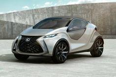 #2016 #Lexus LF-SA #Concept http://goo.gl/fb/iiN1GW  #cars #lfsa