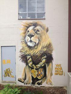 STREET ART UTOPIA » We declare the world as our canvasStreet Art by Louis Masai in Bristol, UK » STREET ART UTOPIA