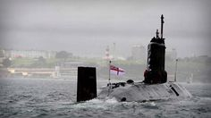 HMS Talent is a 'hunter-killer' submarine of the Trafalgar-class. Potent and adaptable, she can detect, track and neutralise threats above and below the surface Royal Navy Submarine, Submarines, Military, Train, Ships, Industrial, Tech, War, Nuclear Submarine